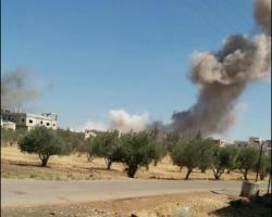 قوات النظام تواصل قصفها العنيف على درعا