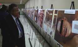 """معرض """"قيصر"""" يكشف في الأمم المتحدة """"جرائم"""" نظام الأسد"""