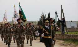 الائتلاف السوري يفتتح أول مقر له في الشمال المحرر