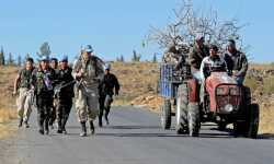 لماذا غادرت قوات الأسد الجولان؟
