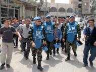 المعارضة السورية تطالب بزيادة المراقبين
