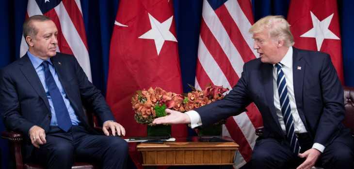 تركيا وأمريكا.. شرق الفرات مقابل القس برانسون؟