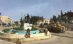 الجيش الحر يعلن مدينة