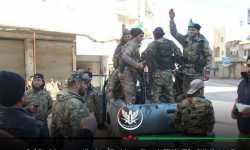 انتصارات سريعة للثوار شرق إدلب، بنادقهم باتت تطل على سراقب