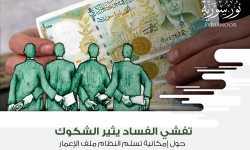 تفشي الفساد يثير الشكوك حول إمكانية تسلم النظام ملف الإعمار