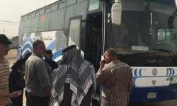 العراق يستعيد نحو 400 عراقي نزحوا إلى سوريا عام 2014