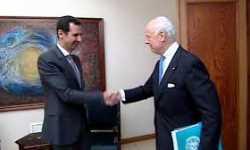 سذاجة دي ميستورا وتاريخ الأسد