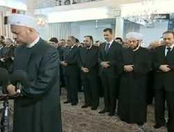 الحاج بشار الأسد نفعنا الله من بركاته