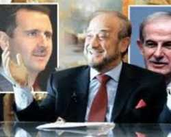 رفعت الأسد يعوي في الصحراء