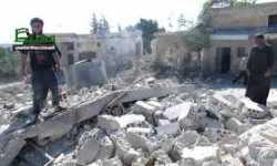 أخبار سوريا _ براميل الموت تطال اللاجئين في إدلب وتحصد أرواح العشرات، والمجاهدون يحرّرون مناطق في حمص وريف دمشق _ (31-8- 2014 )