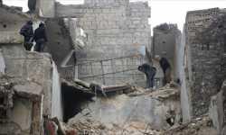 ترميم أبنية حلب.. بارقة أمل تتحدى القصف