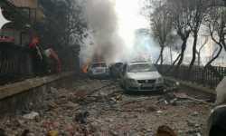 جيش الإسلام يكشف الجهة المسؤولة عن قصف حي
