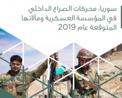 محركات الصراع الداخلي في المؤسسة العسكرية ومآلاتها المتوقعة عام 2019