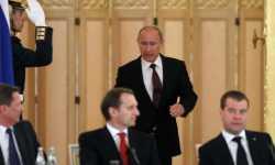 بوتين يحذر الغرب بشأن سوريا