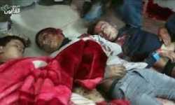 أخبار سوريا_ مقتل 19 طفلاً في قصف لقوات الأسد على مدرسة في حي القابون بدمشق، ومجاهدو حوران يواصلون تقدمهم في الشيخ مسكين بدرعا_ (5-11- 2014)
