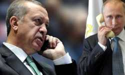 أردوغان يبحث مع بوتين سبل إيصال المساعدات الإنسانية إلى الغوطة المحاصرة