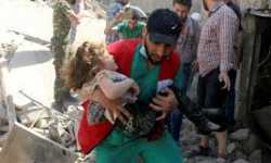 دماء حلب والأحادية الروسية