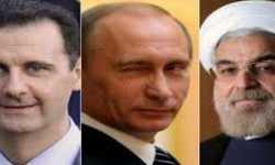 """روسيا وإيران والفريسة السورية """"من ينهشها أولا"""""""