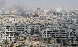 إيران تطالب بتوسيع التهدئة لتشمل كل أنحاء سورية
