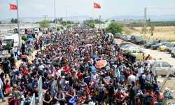 130 ألف سوري غادروا تركيا لقضاء إجازة العيد في سوريا