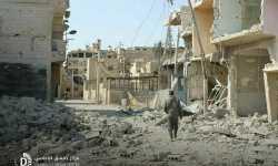 نشرة أخبار سوريا- التحالف الروسي الأسدي يستمر في ارتكاب جرائم إبادة بحق المدنيين في الغوطة، وغصن الزيتون تصل بين محورين غربي عفرين -(21-2-2018)