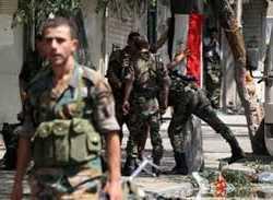 الحواجز في دمشق.. معاناة متجددة