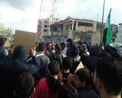 مظاهرات في درعا ونظام الأسد يسعى لابتزاز أهالي السويداء
