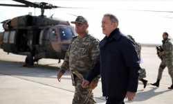 وزير الدفاع التركي يوضح مصير نقاط المراقبة التركية في إدلب