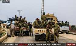 جيش النصر يعين قيادة جديدة شمال سورية