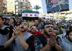 ذبح الشعب السوري تحت إشراف دولي