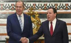 لافروف يدعو إلى عودة سوريا للجامعة العربية، ووزير الخارجية التونسي يرد