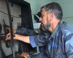 الشرطة الحرة.. جهاز لحماية المدنيين بحلب