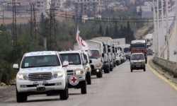 مجلس محافظة ريف دمشق: إدخال المساعدات إلى الغوطة في هذا الوقت خدعة من النظام