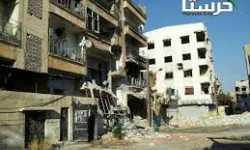 أخبار سوريا_ تحرير فرع المخابرات الجوية في حرستا وتركيا تطلب موافقة النواب للتدخُّل عسكريًّا في سوريا_ (30-9-2014)