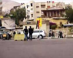 نازحو ريف دمشق بلا مأوى إلا بموافقة الأمن