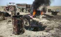 داعش يسيطر على أغلب حقول النفط في سورية