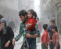 90 قتيلاً -تقبلهم الله في الشهداء- حصيلة ضحايا القصف الروسي الأسدي يوم أمس