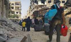 لماذا يتسامح العالم مع التهجير القسري في سورية؟