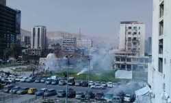 النظام يقصف مناطق سيطرته في دمشق بالفوسفور الأبيض