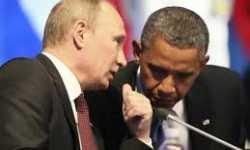 بوتين يقود الحرب على سوريا وأوباما يتفرج وكيري ساعي بريد