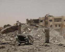 أكثر من 100 مدني بين قتيل وجريح ضحايا قصف التحالف الدولي على الرقة خلال يومين