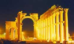 تدمر التاريخية (عروس البادية السورية)