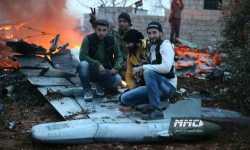 نشرة أخبار سوريا- الثوار يسقطون طائرة حربية روسية في سماء إدلب، ويشكلون غرفة عمليات