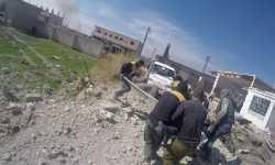 خمسة أطفال وأمهم: الطيران الروسي يبيد عائلة كاملة في بلدة أوتايا بريف دمشق