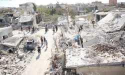 تقرير يوثق انتهاكات نظام الأسد وروسيا فترة انعقاد جنيف 5