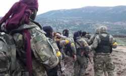 الجيش الوطني: حملة التطهير ستمتد بعد عفرين إلى مناطق درع الفرات
