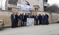 محامو حلب الأحرار: جبهة النصرة سطت على نقابتنا وسلبت محتوياتها