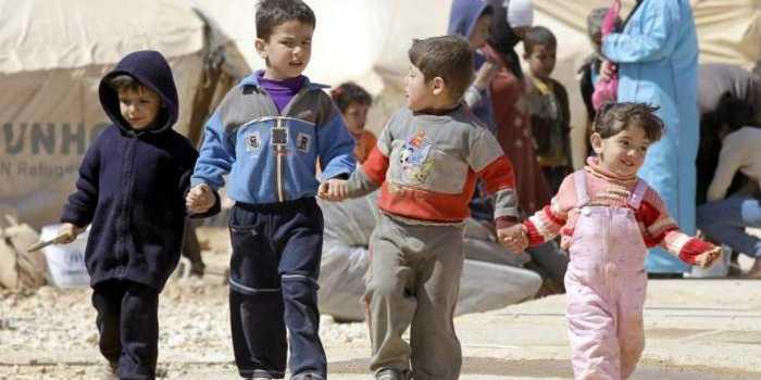 الأمم المتحدة: مليون طفل سوري ولدوا في بلاد اللجوء
