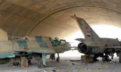 قصف إسرائيلي على مطار