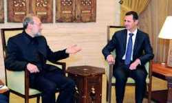 لاريجاني يشيد في دمشق بـ «الإدارة الحكيمة» للقيادة السورية